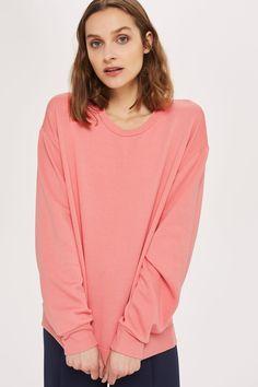 Sloppy Sweatshirt - New In Fashion - New In - Topshop USA