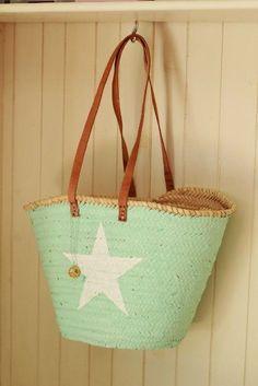 billinchen // wichtelcouture: Hippie Beach Taschen mit Stern