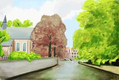 "Confira meu projeto do @Behance: ""Bruges"" https://www.behance.net/gallery/45770109/Bruges"