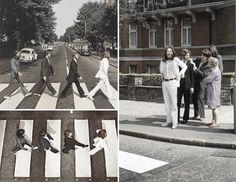 Beatles. Points of view.