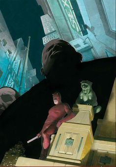 Daredevil by Esad Ribic