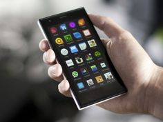 Sailfish OS working on Android-Based hardware, video review
