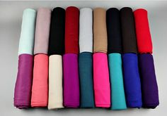 21 color High quality jersey scarf cotton plain elasticity shawls maxi hijab long muslim head wrap long scarves/scarf♦️ B E S T Online Marketplace - SaleVenue ♦️ http://www.salevenue.co.uk/products/21-color-high-quality-jersey-scarf-cotton-plain-elasticity-shawls-maxi-hijab-long-muslim-head-wrap-long-scarvesscarf/ US $4.13