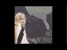A Fine Frenzy - Sailingsong - YouTube