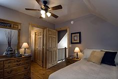 Chelsea's Choice:  Bedroom 2