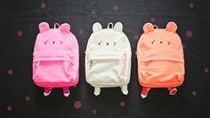Bear backpacks