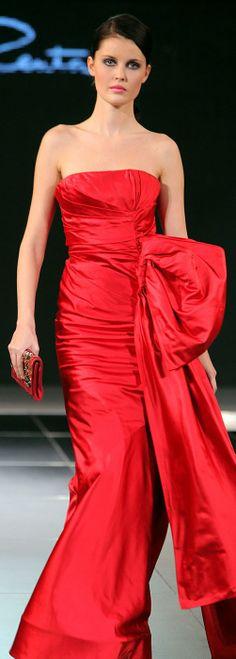 Color fashion Glam                                           Oscar de la Renta