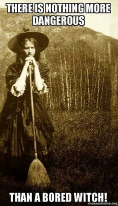 vintage everyday: Old Photos of Women in Witch Costumes, circa Halloween Photos, Vintage Halloween, Halloween Witches, Costume Halloween, Happy Halloween, Vintage Witch Costume, Victorian Halloween, Halloween Night, Scary Halloween