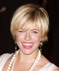 Sienna Miller - for when I start growing my hair out