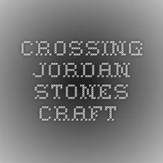 1000+ images about Crossing the Jordan on Pinterest | The ...
