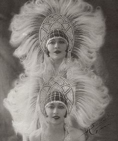 The Dolly Sisters, 1920s