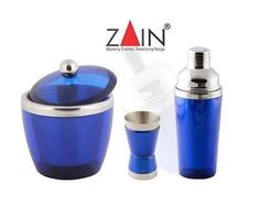 "Magickart offering ""Zain"" branded exclusive bar set accessories online with free shipping in India."