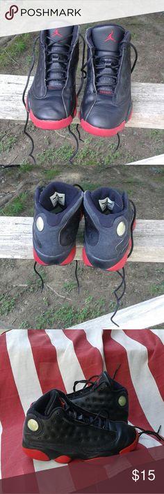Selling this Nike Air Jordan #23 Boys Shoes Size 1.5y on Poshmark! My username is: alicesales. #shopmycloset #poshmark #fashion #shopping #style #forsale #Nike Air Jordan  #Other