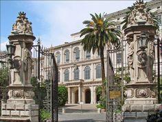 Le Palais Barberini (Rome)