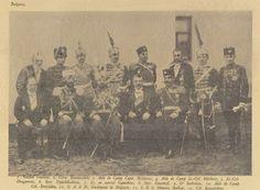 Representatives of Bulgaria at the coronation of Nicholas II, Emperor of Russia Ottoman Empire, Bulgaria, Emperor, Queens, Russia, Painting, Art, Art Background, Painting Art
