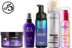Got Platinum Hair? You Need These 5 Anti-Brass Treatments | Beauty Blitz