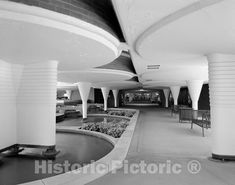 Johnson Wax, Frank Lloyd Wright, Library Of Congress, Puerto Rico, Racine Wisconsin, United States, Architecture, 30 Years, Columbia