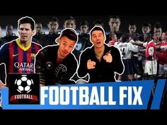 MESSI's Trick Shot! Berbatov BATTLE's Ozil ! Arsenal vs Spurs - F2's Football Fix