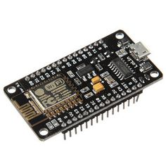 LoLin NodeMcu Lua ESP-12E WIFI Board. Wireless 802.11 b / g / n standaard