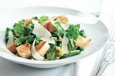 Salát Caesar Lchf, Green Beans, Salads, Paleo, Menu, Chicken, Vegetables, Food, Menu Board Design