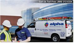 http://www.alphamechanicalservice.com/  HVAC Boiler Chiller rental service repair. HVAC Parts, Boiler repair and service as well as mobile cooling for industrial and commercial clients.