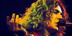 Robert Plant; the song remains the same