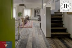 I want this floor!  The reclaimed flooring Company