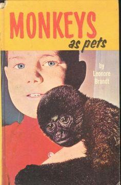 Monkeys -- you just can't trust 'em.