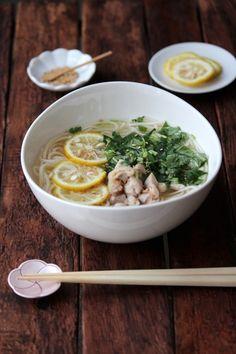 鶏塩柚子うどん。 by 栁川かおり / レシピサイト「Nadia | ナディア」プロの料理を無料で検索
