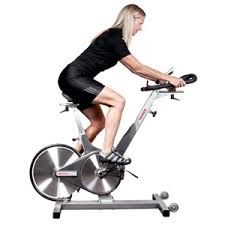 Indoor Bike that Fit Riders of All Body Shapes and Sizes;  Mini Trainer Bikes Achieve A Quiet but True Road Bike Experience Unside Gym or Home #bike #bike #sport #riding #cycling #cyclist #cyclingpassion