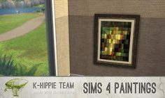 Mod The Sims - 7 Paintings - classiKa - vol1 + vol2