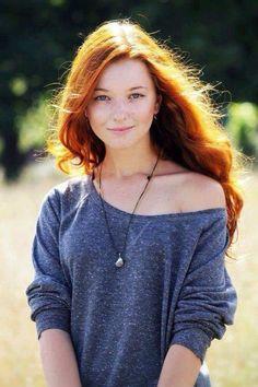 Redhead teen jennifer welcome