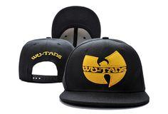 8ed7482cdf6a2 2015 New Arrival fashion wu tang clan cap Men s Iron Flag Snapback Hat Cap  Black One