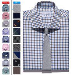 Shirt-and-Tie Combinator
