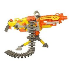 the only thing better than a full-auto nerf minigun would be a nerf sniper rifle that could knock out a punk at 200 yards