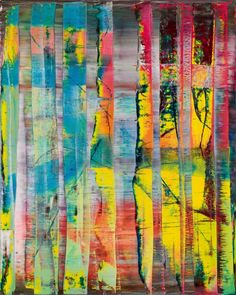Gerhard Richter » Art » Paintings » Abstracts » Abstract Painting » 769-1