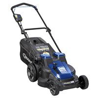 40-Volt Max Lithium-Ion 20-in Cordless Electric Push Mower (25243A)