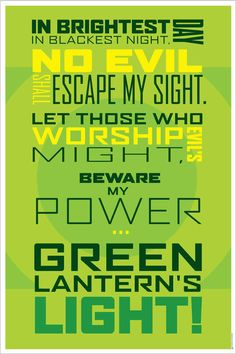 Not a fan of Green Lantern but I've always liked this - DC Comics Licensed Art Print - DK <---- how do you not like Green Lantern?  I'm not hating, just asking.