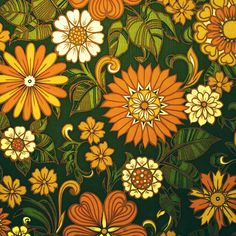1960s psychedelic wallpaper - Google Search