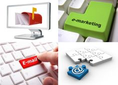 O envio de Emails e o Email Marketing