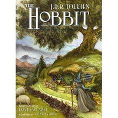 The Hobbit.. Tolkien has always been my fav thanx to grandpa