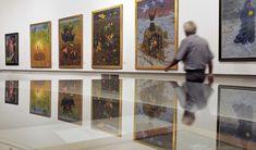Arik Brauer exhibition Photo Wall, Frame, Artist, Home Decor, Picture Frame, Photograph, Decoration Home, Room Decor, Artists