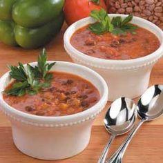 Contest-Winning Three-Bean Soup