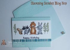 Stamping Sunday Blog