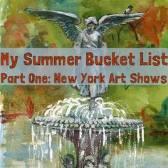 Art Blog for Creative Living: Summer Bucket List: 6 Must See NYC Art Shows