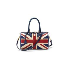 Aspinal of London Brit Boston Handbag ($659) ❤ liked on Polyvore