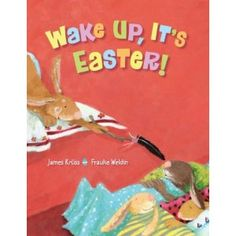 Wake up, It's Easter! by James Kruss Picture Book) for sale online Easter Poems, Vintage Children, Book Lists, Ebook Pdf, Wake Up, Childrens Books, Author, Memories, Things To Sell