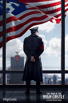 THE MAN IN THE HIGH CASTLE (Season 1) - A glimpse into an alternate history of…