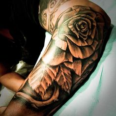colorful tattoo sleeve designs - Google Search