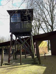 Allochtonka - życie ekspatki w Holandii: Trochę historii - Kamp Amersfoort Jacuzzi, Whirlpool Bathtub